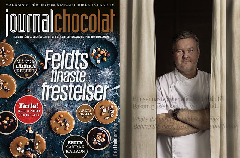 Journal chocolat - ÅSÖ i media