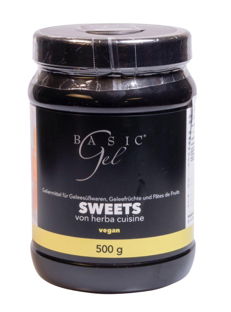 Basic Gel, Sweets, 500 g