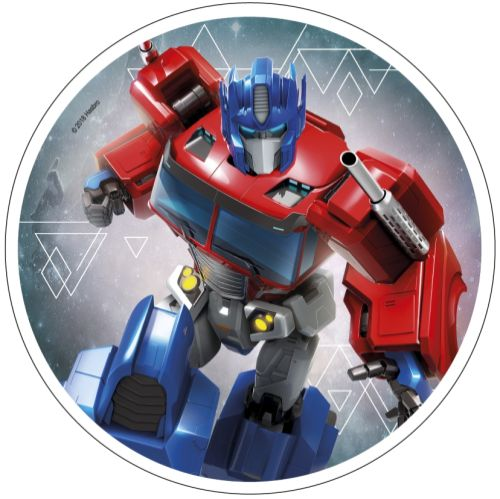 Oblat, Transformers, d: 210 mm (12 st)
