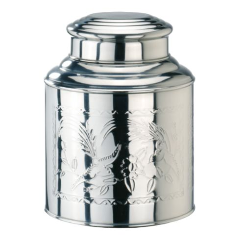 Teburk, Tea Caddy, rund, 1000 g