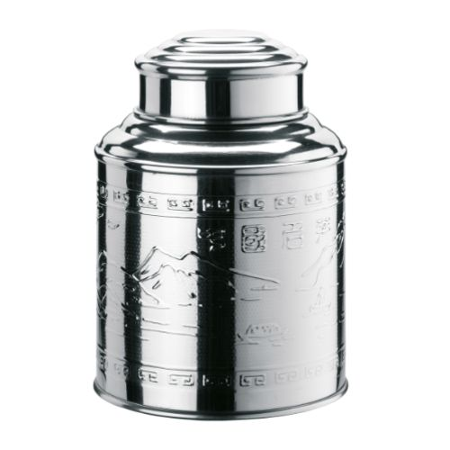 Teburk, Tea Caddy, rund, 200 g (6 st)